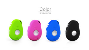 gps device color